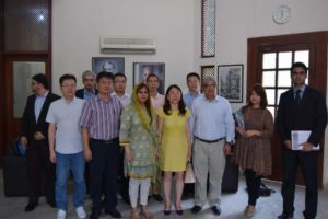 Chinese Delegation Visit to Pakistan Regarding Renewable Energy