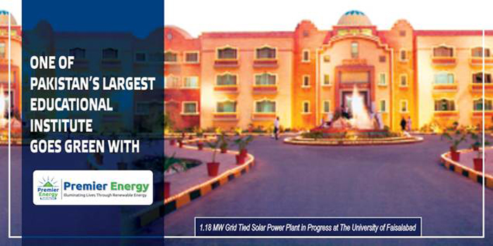 UOF Green with Premier Energy