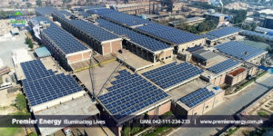 1 MW Grid Tied Solar Power Plant Installed at Century Paper & Board Mills