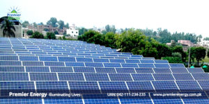 1.5 MW Grid Tied Solar System Installed at Guard Group