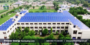 192 KW Grid Tied Solar Power Plant Installed at Punjab Group of Colleges
