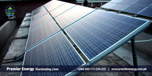 1.6 MW Grid Tied Solar Power Plant Installed at Masood Textile Mills