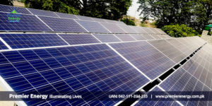 25 KW Grid Tied Solar Power Plant Installed at APS