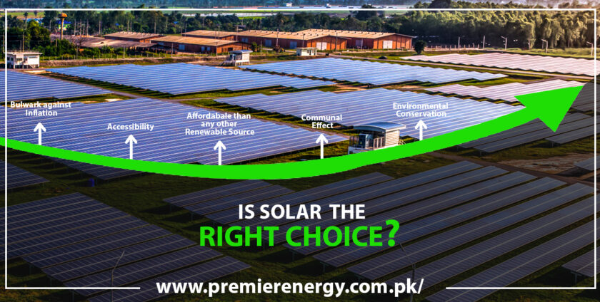 Is Solar is the Right Choice in Pakistan