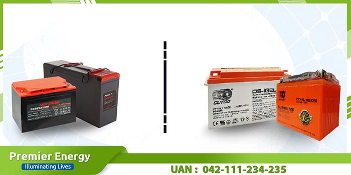 Solar Batteries in Pakistan