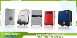 Solar Inverters in Pakistan