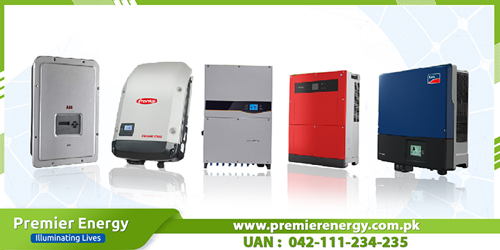Solar Inverters in Pakistan
