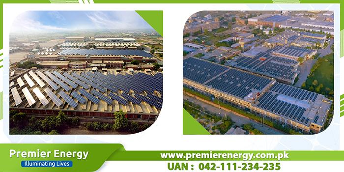 Solar Power Plants in Pakistan