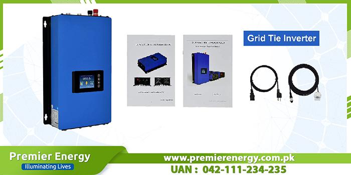 Grid Tie Solar Inverters in Pakistan